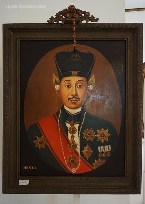 Sultan Hamengkubuwono VIII