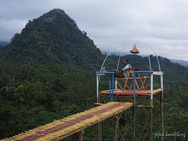 gardu Bukit Tranggulasih