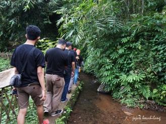 menuju sungai Kotayasa