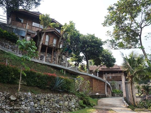 rumah pohon Kampung Lumbung