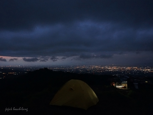 sunrise Bukit Tranggulasih