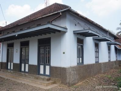 rumah dinas suikerfabriek wonopringgo