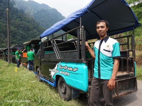 guide Anggun Paris Petungkriyono