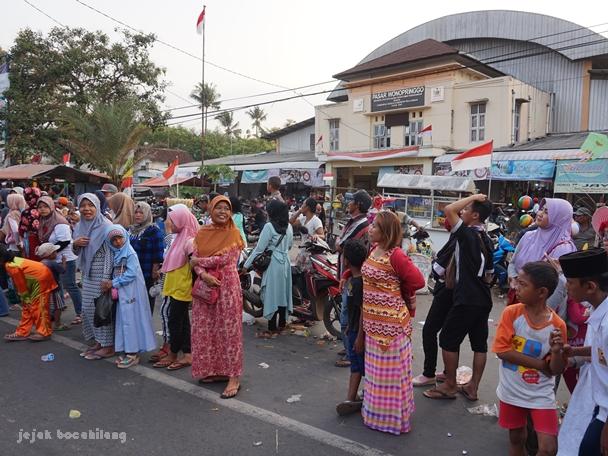 penonton Wonopringgo Carnival