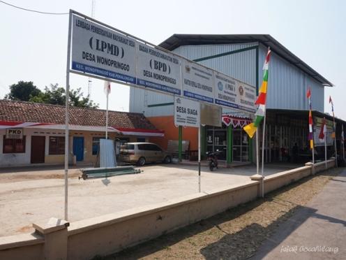 Kantor Kepala Desa Wonopringgo