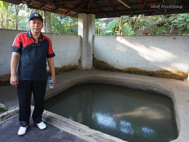 Slamet Haryanto Kepala Desa Wonopringgo