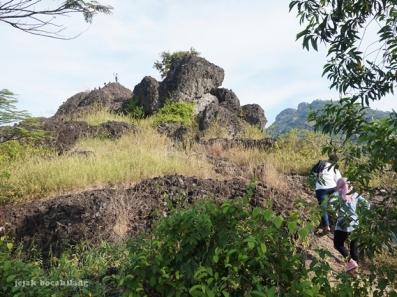 puncak Gunung Sepikul