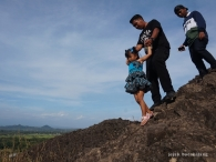 batu vukanik Gunung Sepikul