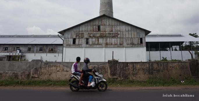 bekas Pabrik Gula Kalibagor