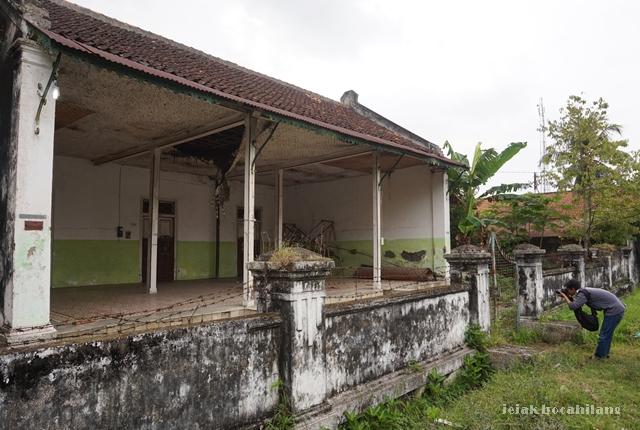 rumah tua Banyumas