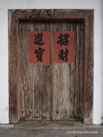 rumah Tionghoa Parakan