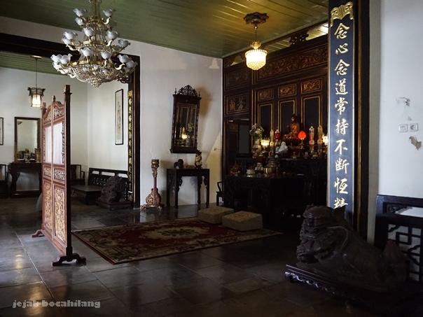 altar Buddha Rumah Banthe Parakan