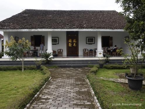 rumah kung fu Parakan