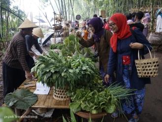 sayuran hasil tani Ngadiprono