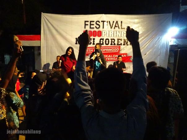 Festival 3000 Piring Nasi Goreng