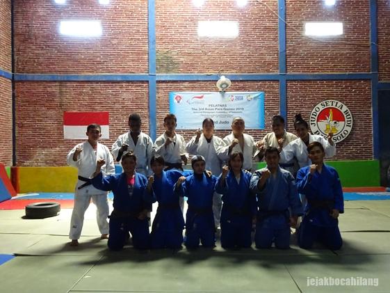 Blind Judo