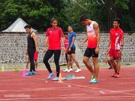 Atletik Para Games Indonesia