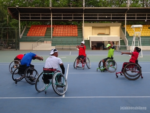 Wheelchair Tennis Indonesia