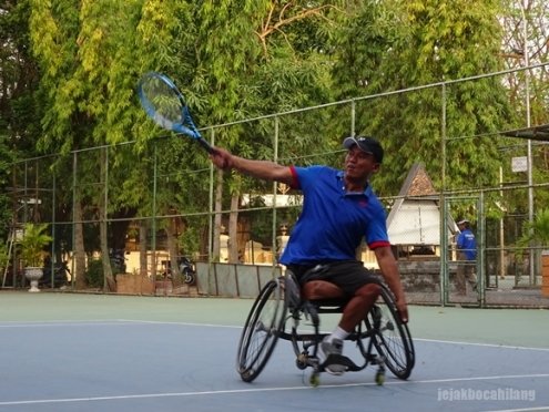 atlet Wheelchair Tennis