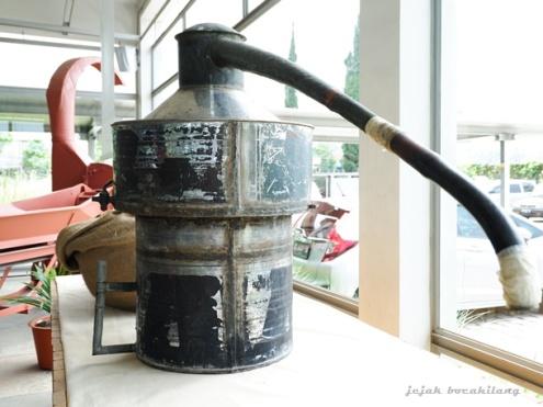 alat distilasi tembaga