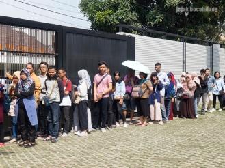 pengunjung Museum Tumurun