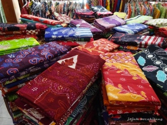 batik tulis Klaten