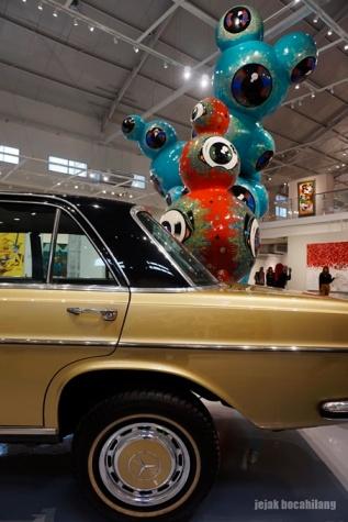 Mercedes Benz koleksi alm H.M. Lukminto