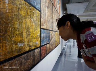 The Theosophy of Lombok, Gericault, and Titanic, Eddy Susanto