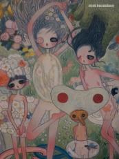 Aya Takano, Princesses of The Jelly Civilization