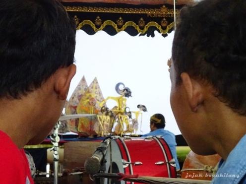 wayangan Festival Klaten Mbiyen