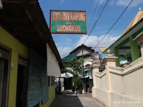 Brongkos Pasar Ngasem