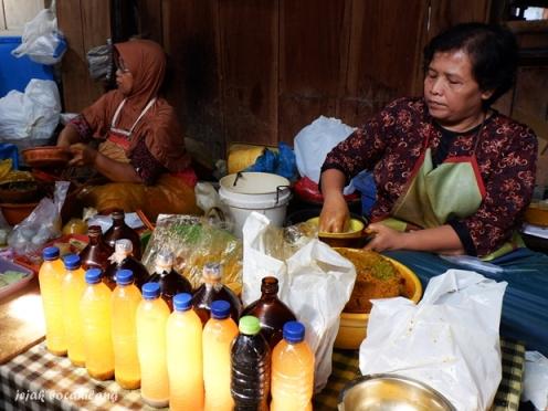 Jamu Pasar Kotagede