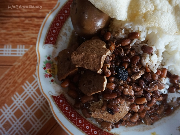 Nasi Brongkos Warung Handayani