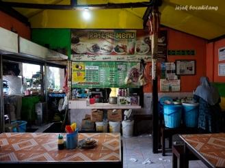 Warung Handayani Alun-alun Kidul