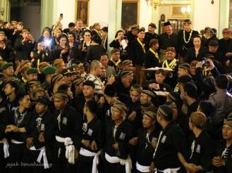 Mangkunegoro IX menyebar udik udik