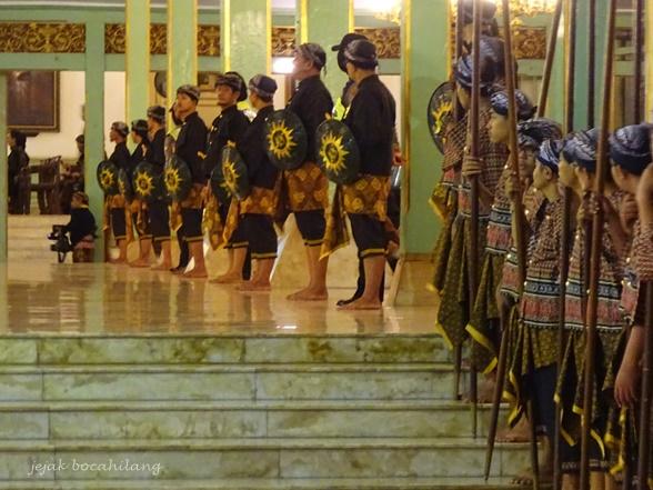 prajurit Praja Mangkunegaran