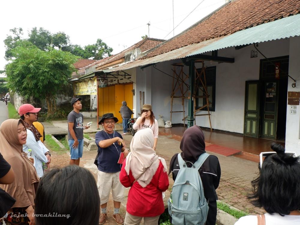jelajah pusaka Pecinan Gombong