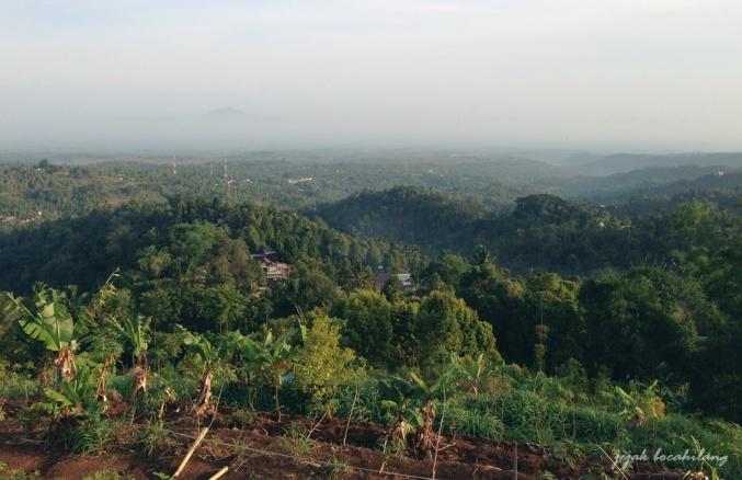 pemandangan Bukit Surga