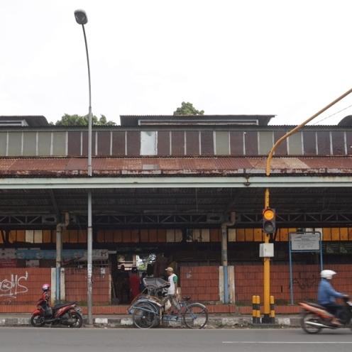 dokumentasi Stasiun Kudus